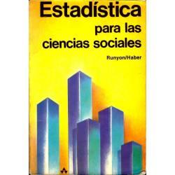 Estadistica para las ciencias sociales