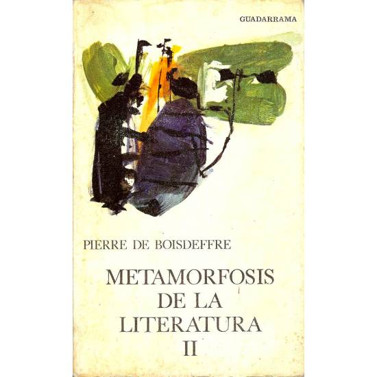 Metamorfosis de la literatura. (3 tomos)