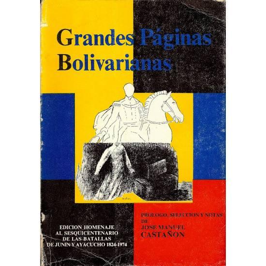 Grandes paginas bolivarianas