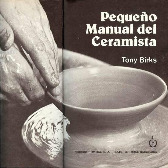 Pequeño manual del ceramista