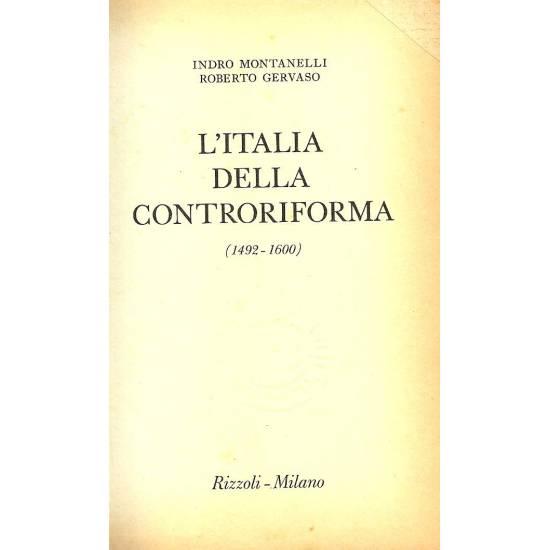 L Italia della Controriforma (1492-1600)