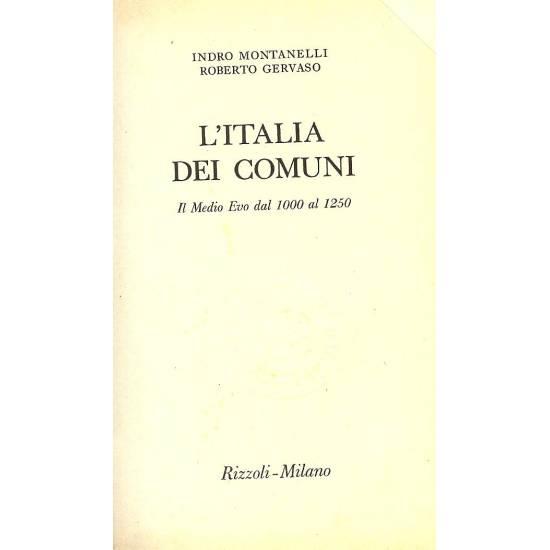L Italia dei Comuni