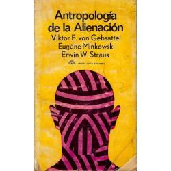 Antropologia de la alienacion