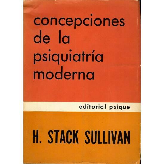 Concepciones de la psiquiatria moderna