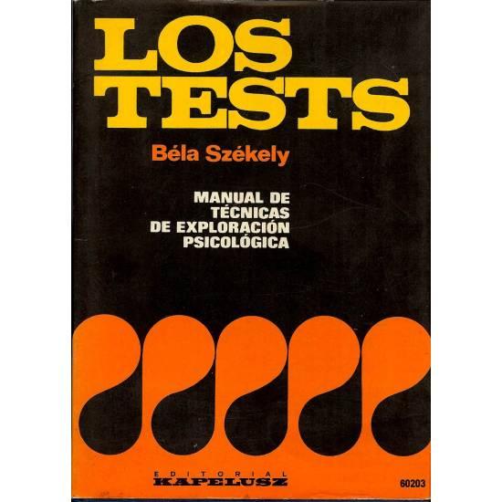 Los tests Tomo 1