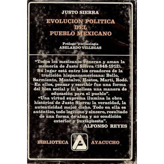 Evolucion politica del pueblo mexicano