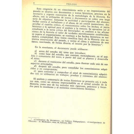 Analisis y comentarios de textos historicos. Tomo 2