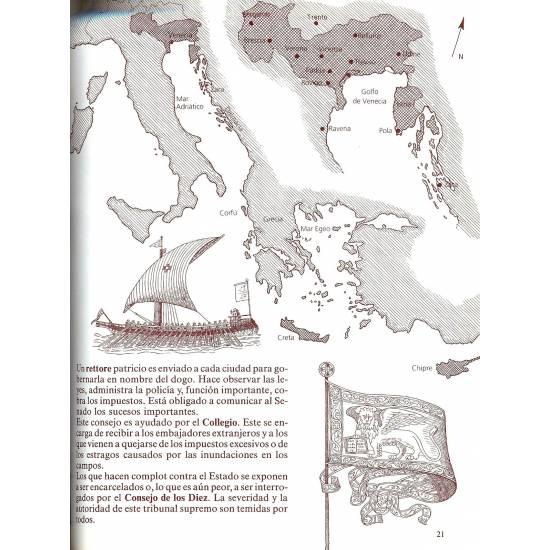 La ciudad de los dogos en el sigo XV. Venecia