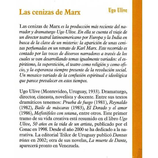 Las cenizas de Marx