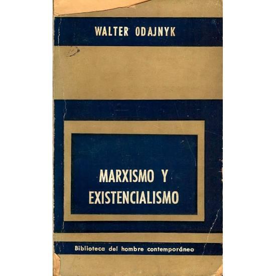 Marxismo y existencialismo