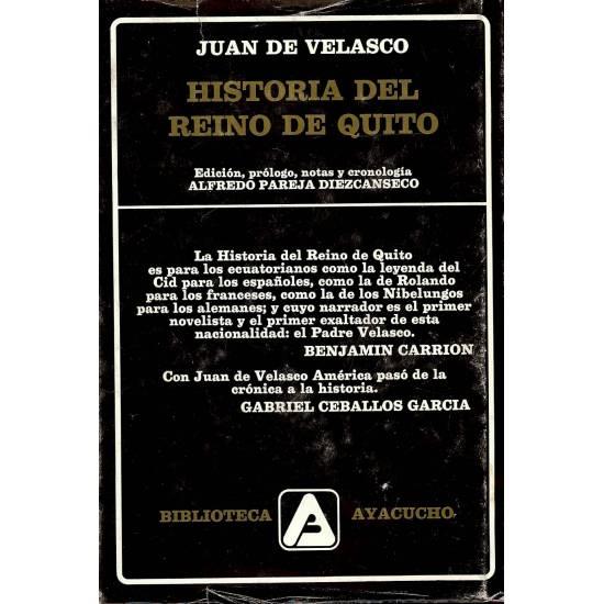 Historia del Reino de Quito