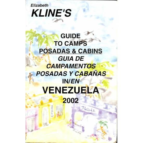 Guia de campamentos, posadas y cabanas en Venezuela.-2002