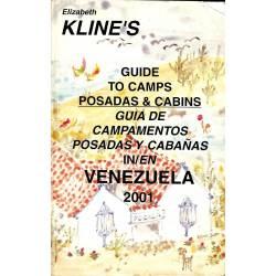Guia de campamentos, posadas y cabanas en Venezuela.-2001