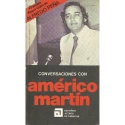 Conversaciones con Americo Martin