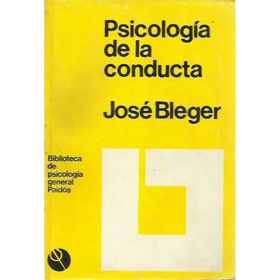 Psicologia de la conducta
