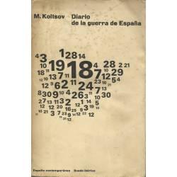 Diario de la guerra de Espana