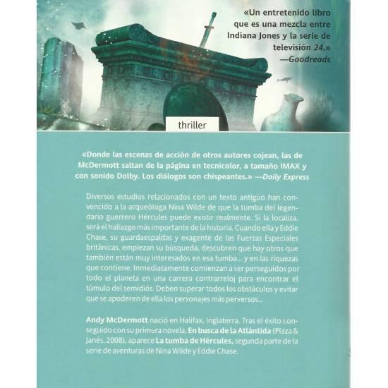 La tumba de Hercules (novela)
