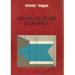 Manual de teoria economica