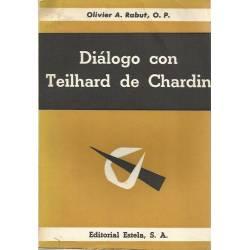 Dialogo con Teilhard de Chardin