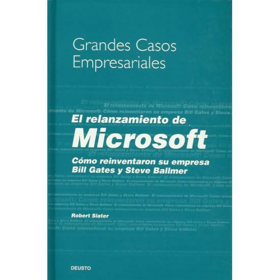 El relanzamiento de Microsoft
