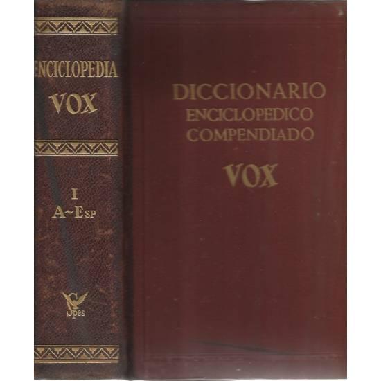 Enciclopedia Vox (3 tomos)