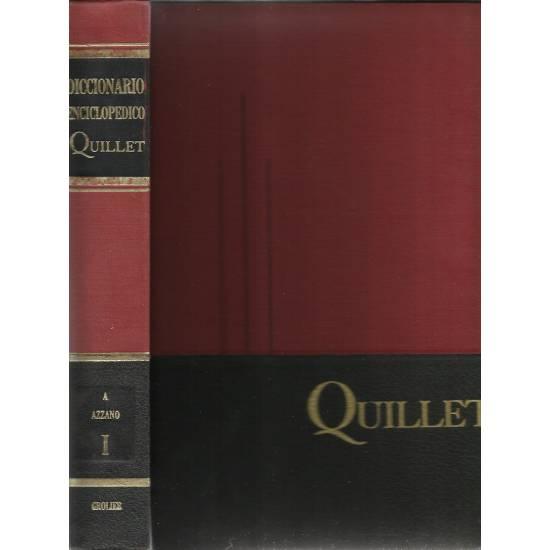 Diccionario Enciclopedico Quillet (8 tomos)