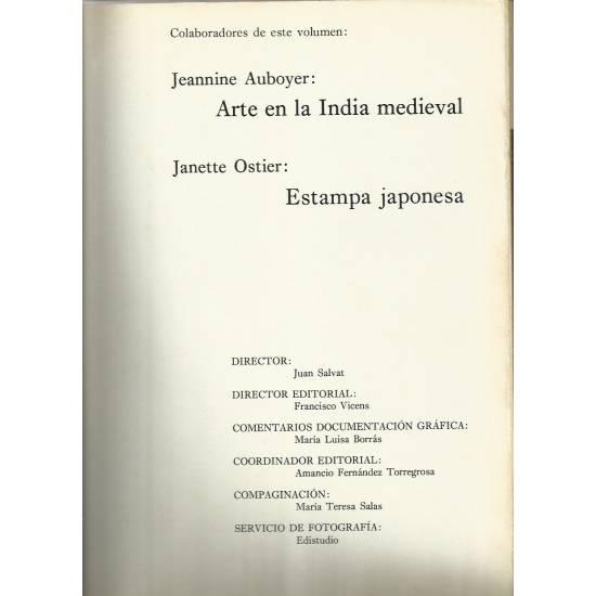 Historia del arte. Salvat. Tomo 4