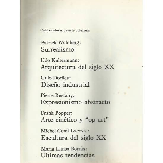 Historia del arte. Salvat. Tomo 10