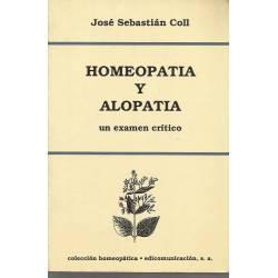 Homeopatia y alopatia