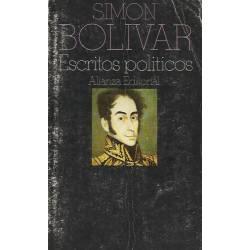Escritos politicos Simon Bolivar