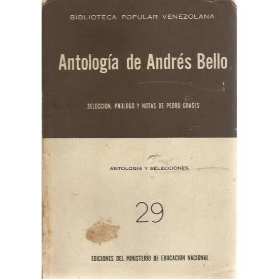 Antologia de Andres Bello