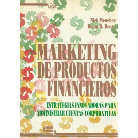 Marketing de productos financieros