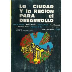 La ciudad y la region para el desarrollo