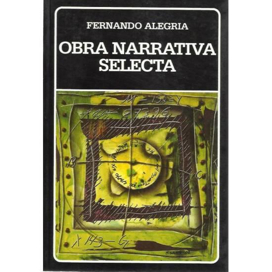 Obra narrativa selecta de Fernando Alegria
