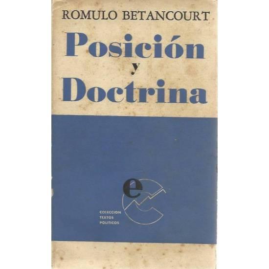 Posicion y doctrina