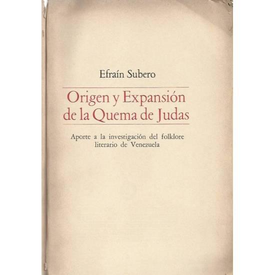 Origen y expansion de la Quema de Judas