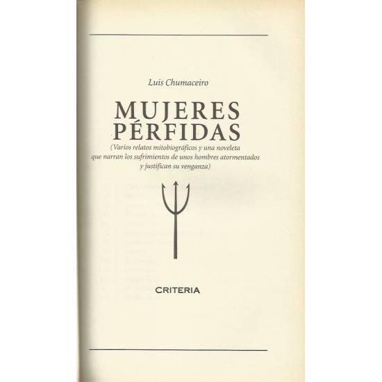 Mujeres perfidas