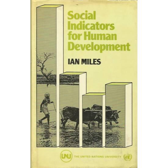 Social Indicators for Human Development