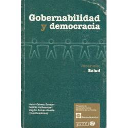 Gobernabilidad y democracia. Venezuela: Salud