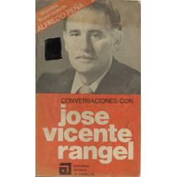 Conversaciones con Jose Vicente Rangel