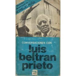 Conversaciones con Luis Beltran Prieto