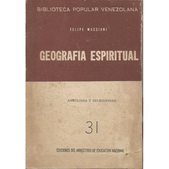 Geografia espiritual