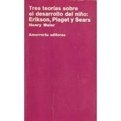 Tres teorias sobre el desarrollo del nino: Erikson, Piaget y Sears