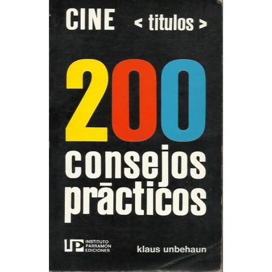 200 consejos practicos. Cine Titulos