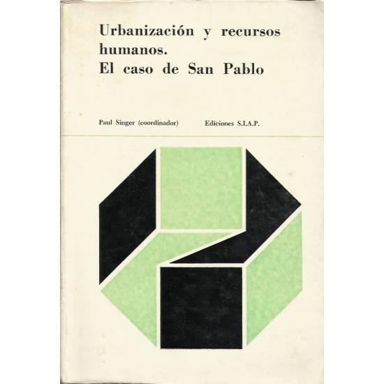 Urbanizacion y recursos humanos