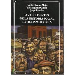 Antecedentes de la historia social latinoamericana