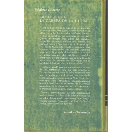 La cabeza de la hidra (novela)