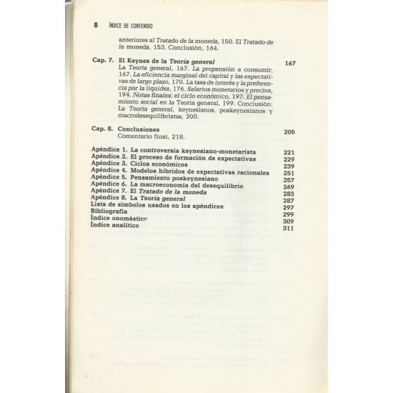 Controversias macroeconomicas contemporaneas