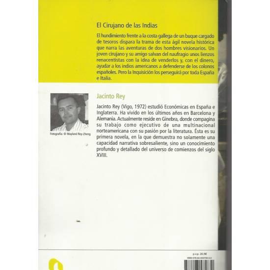 El cirujano de las indias (novela)