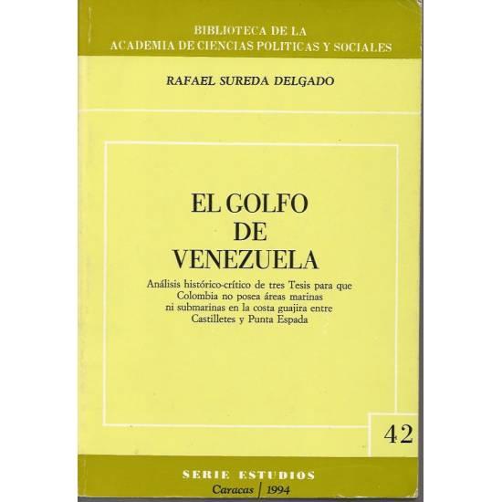 El golfo de Venezuela